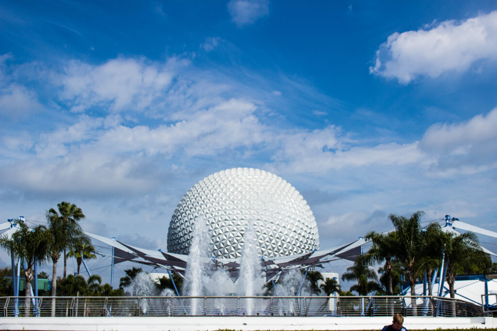 An Epcot Afternoon :)