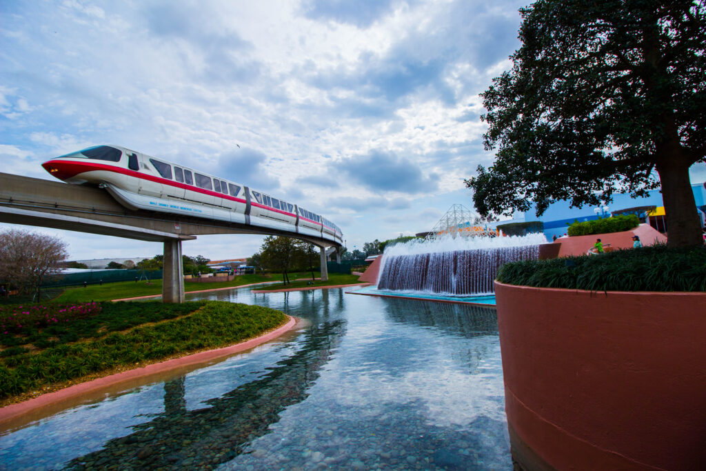 Red Monorail