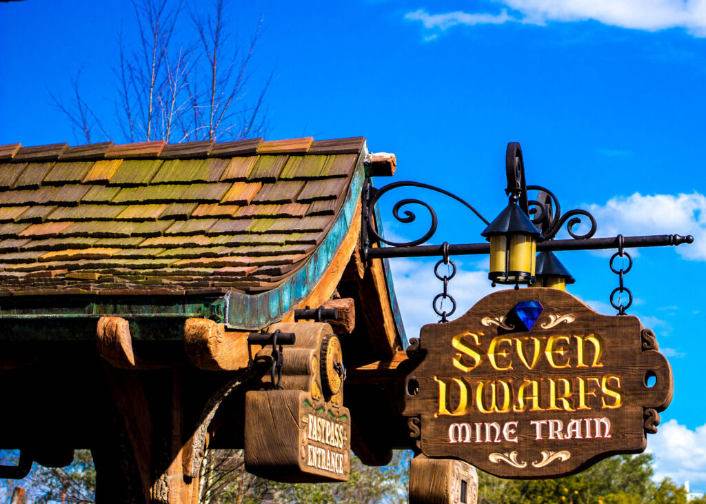 Seven Dwarf Mine Train