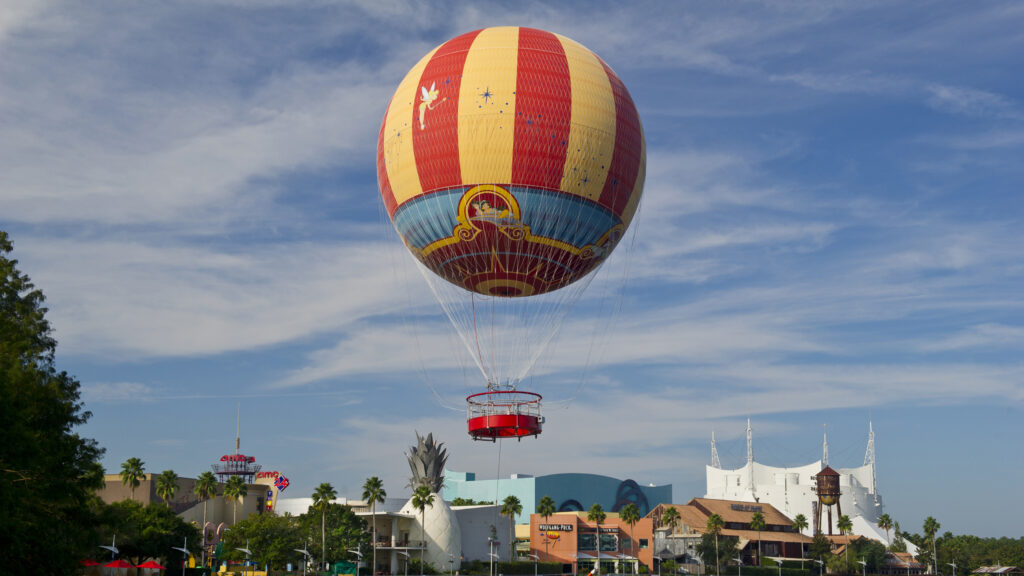 I will someday go in that hot air balloon!