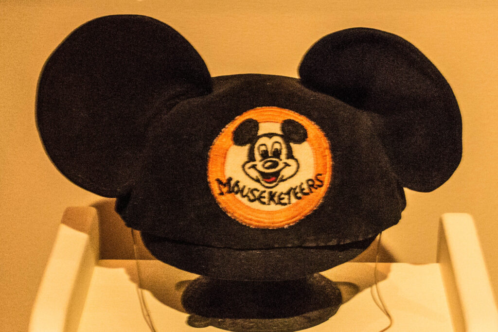 Mouseketeer Hat