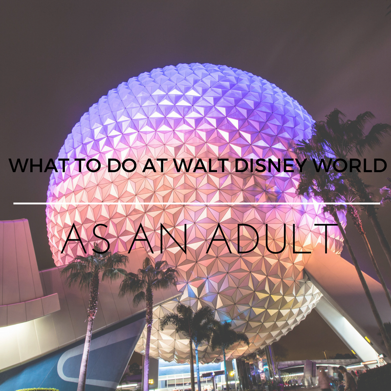 WHAT TO DO AT WALT DISNEY WORLD