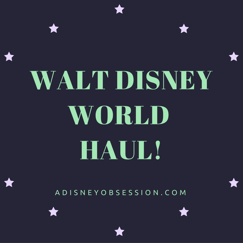 Walt Disney World Haul