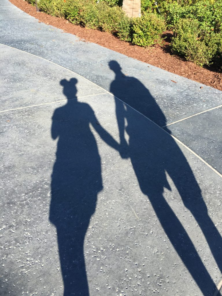 Disney shadows