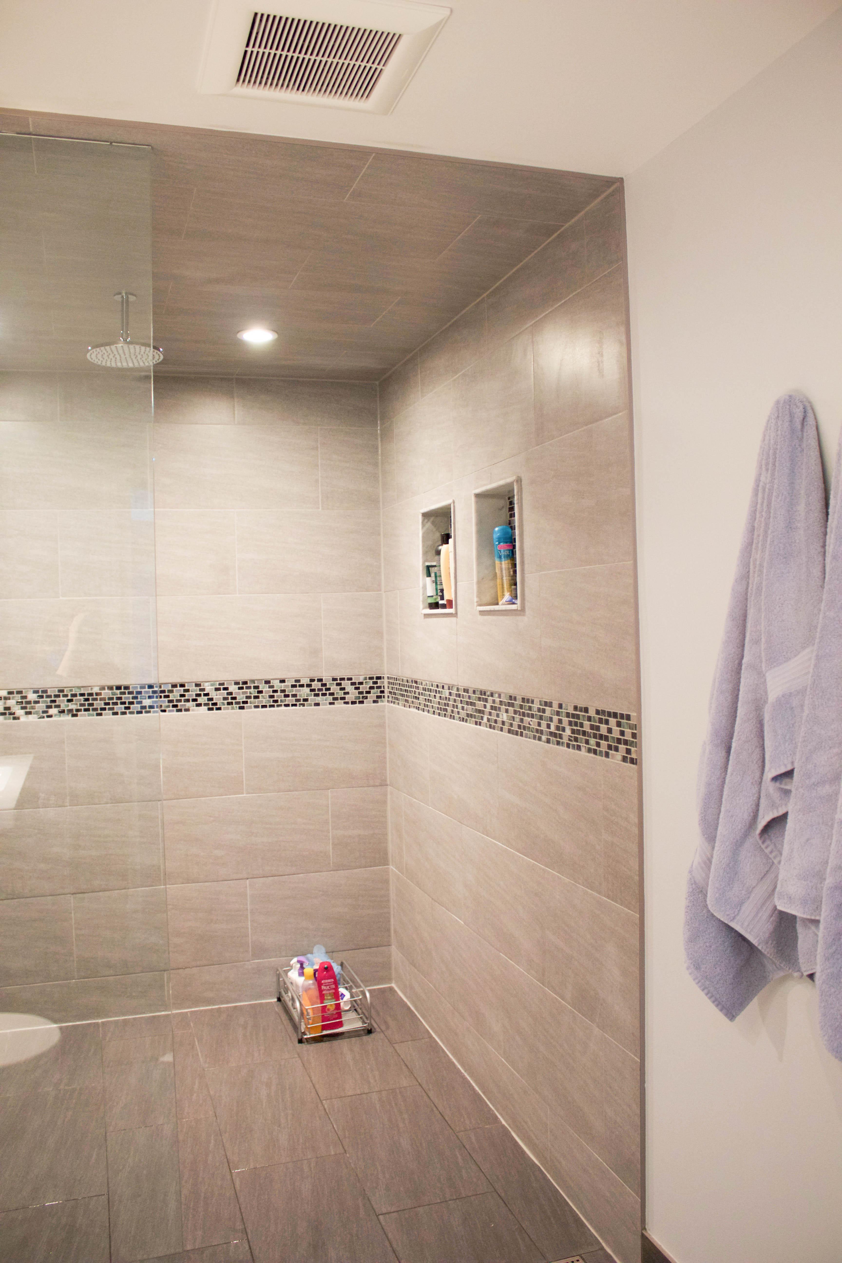Shower Storage