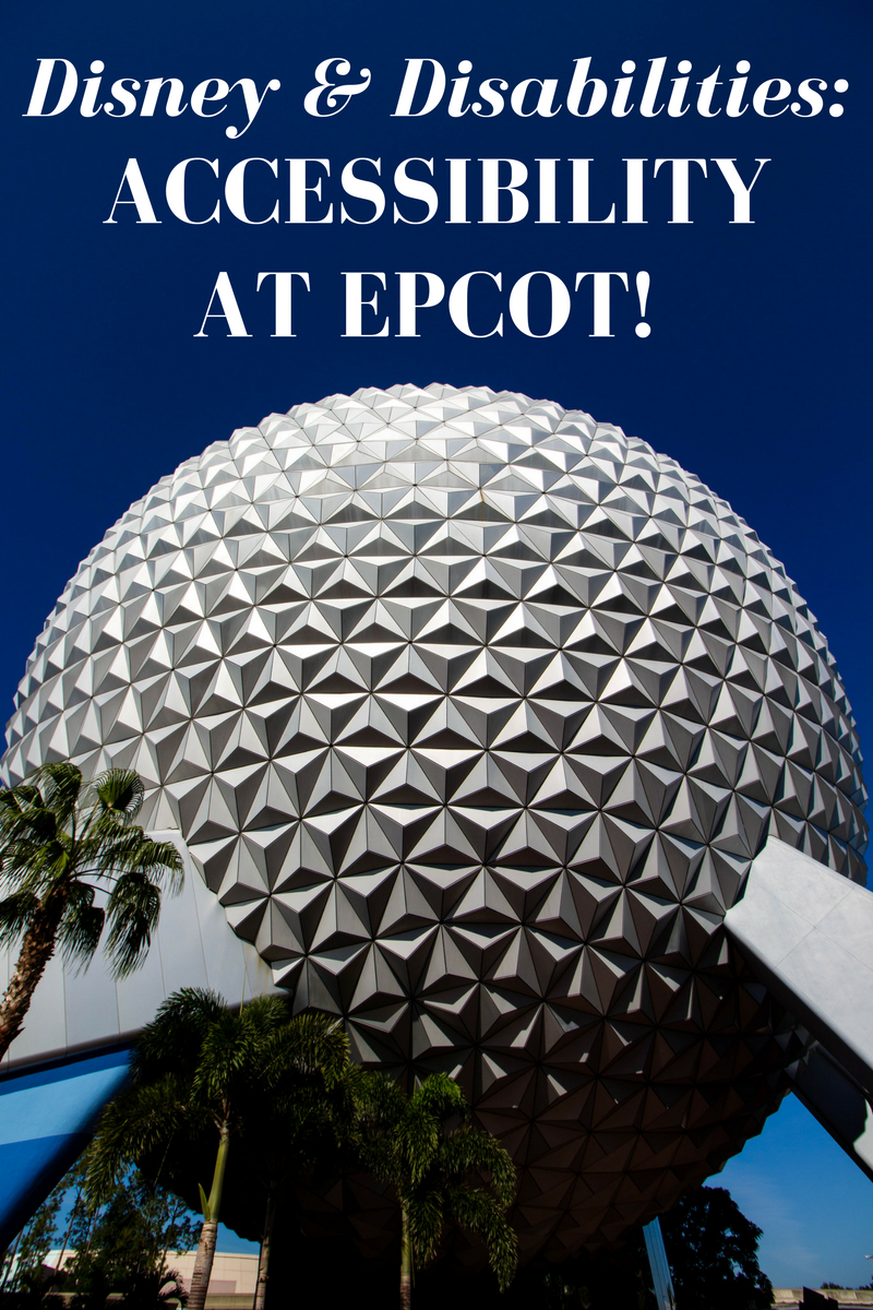 Accessibility at Epcot