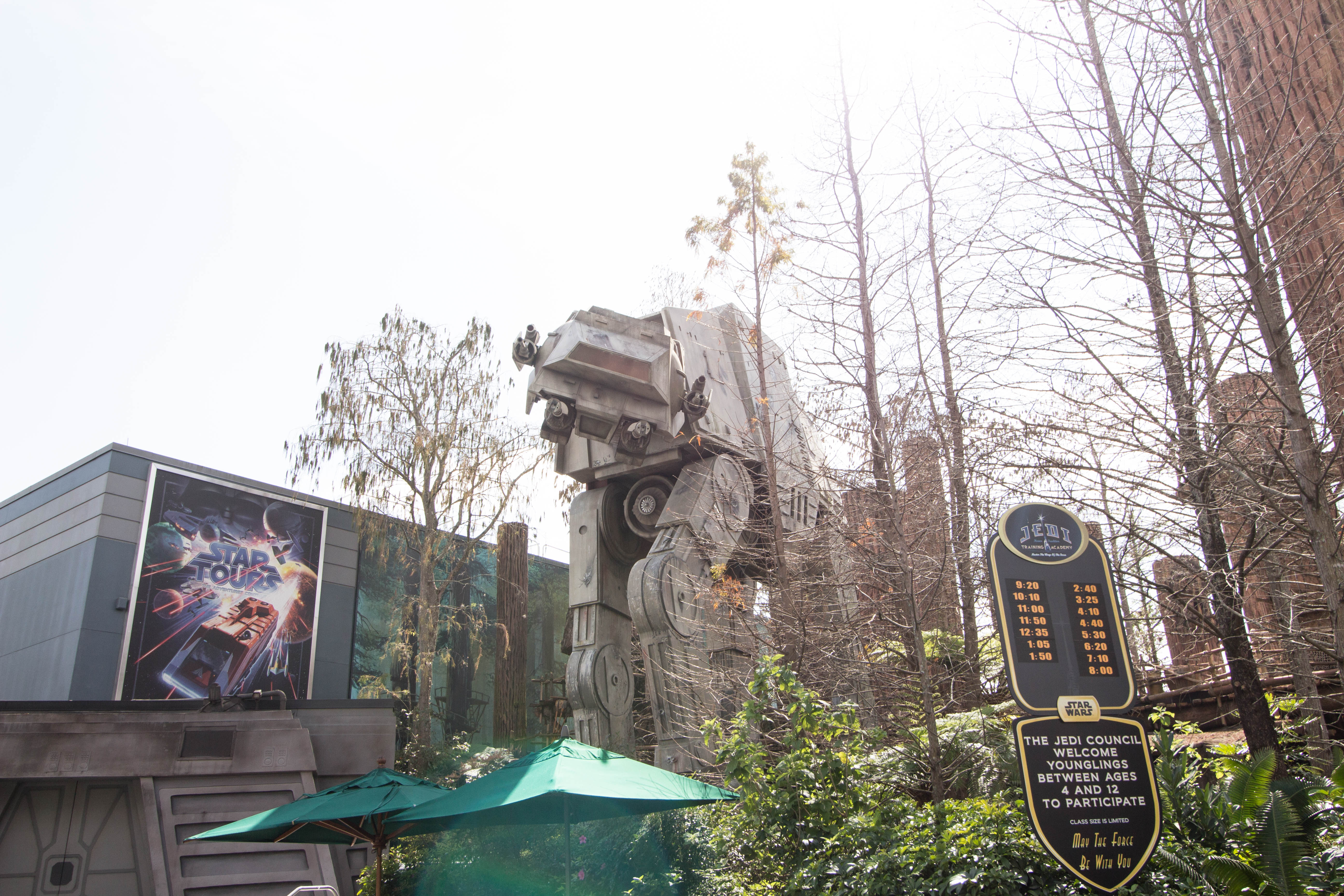 What's Accessible at Hollywood Studios