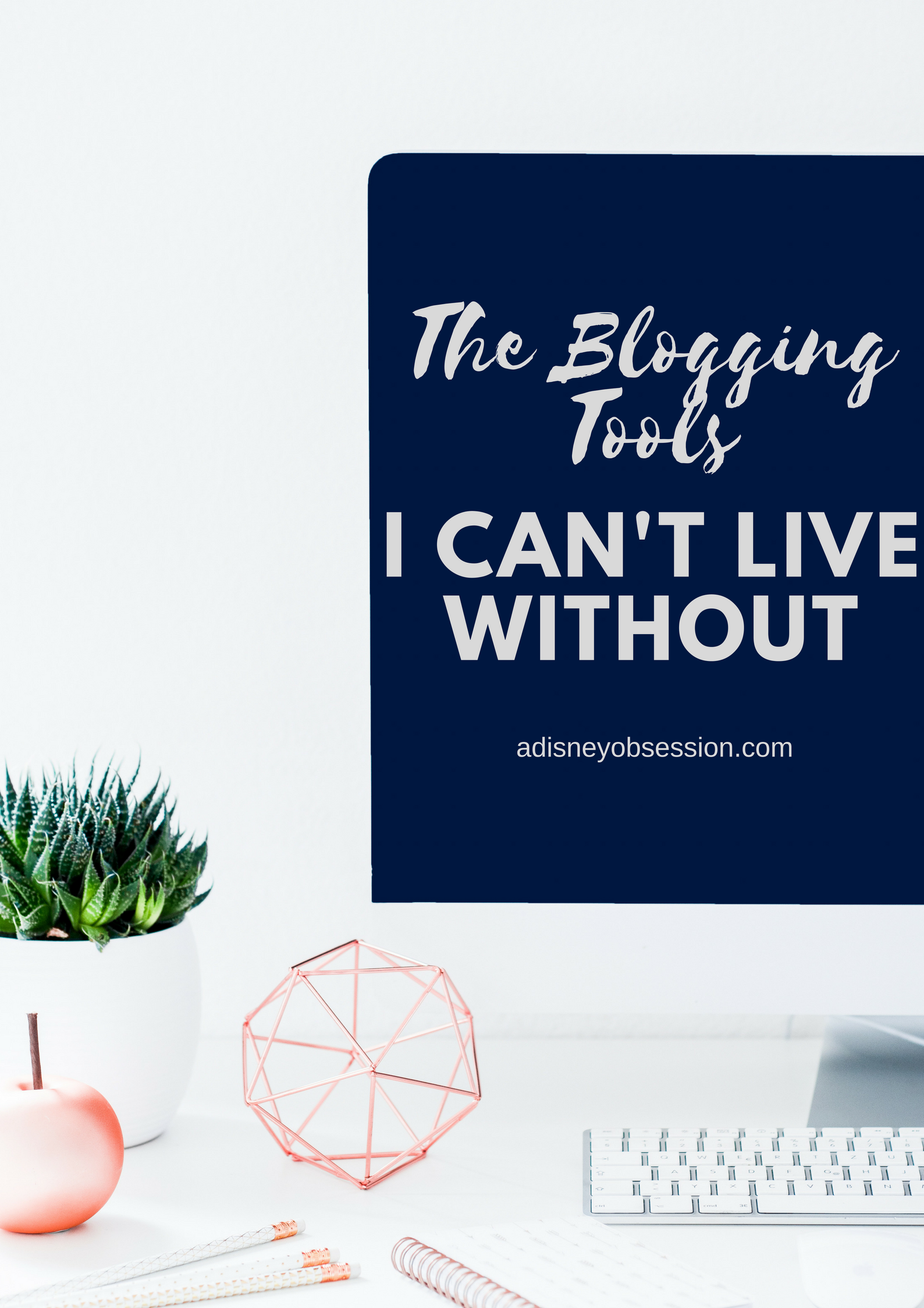 The Blogging Tool I can't live without