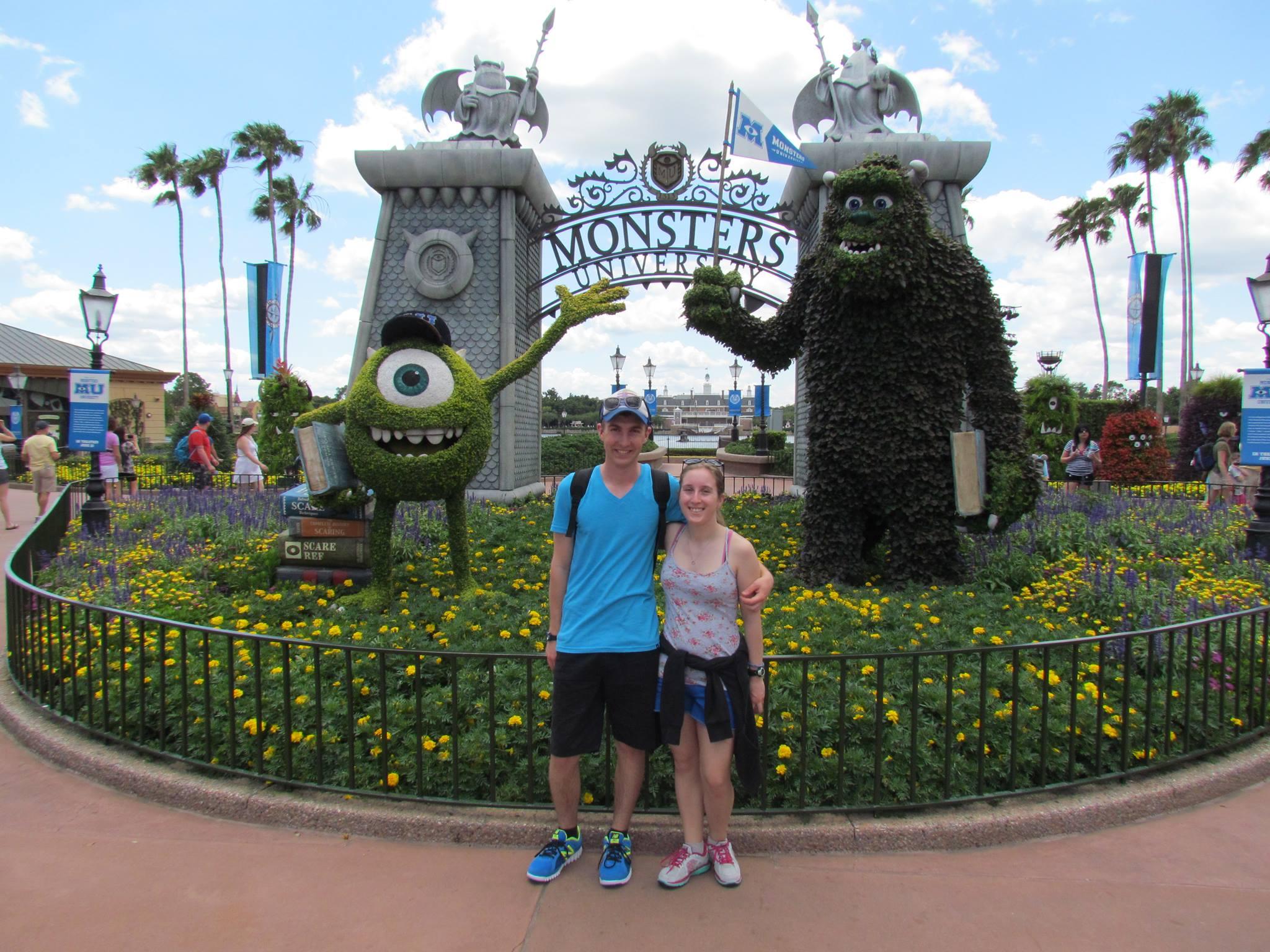 Spring at Walt Disney World
