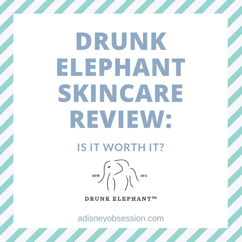 drunk elephant skincare review