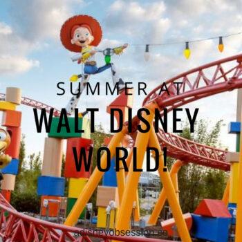 Summer at Walt Disney World