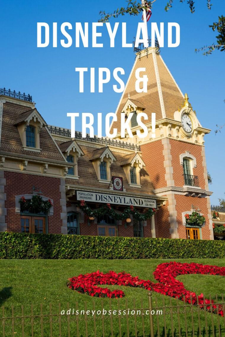tips and tricks for Disneyland, Disneyland tips, Disneyland tricks, Disney California Adventure, Disneyland Resort, A Disney Obsession, Disneyland Park