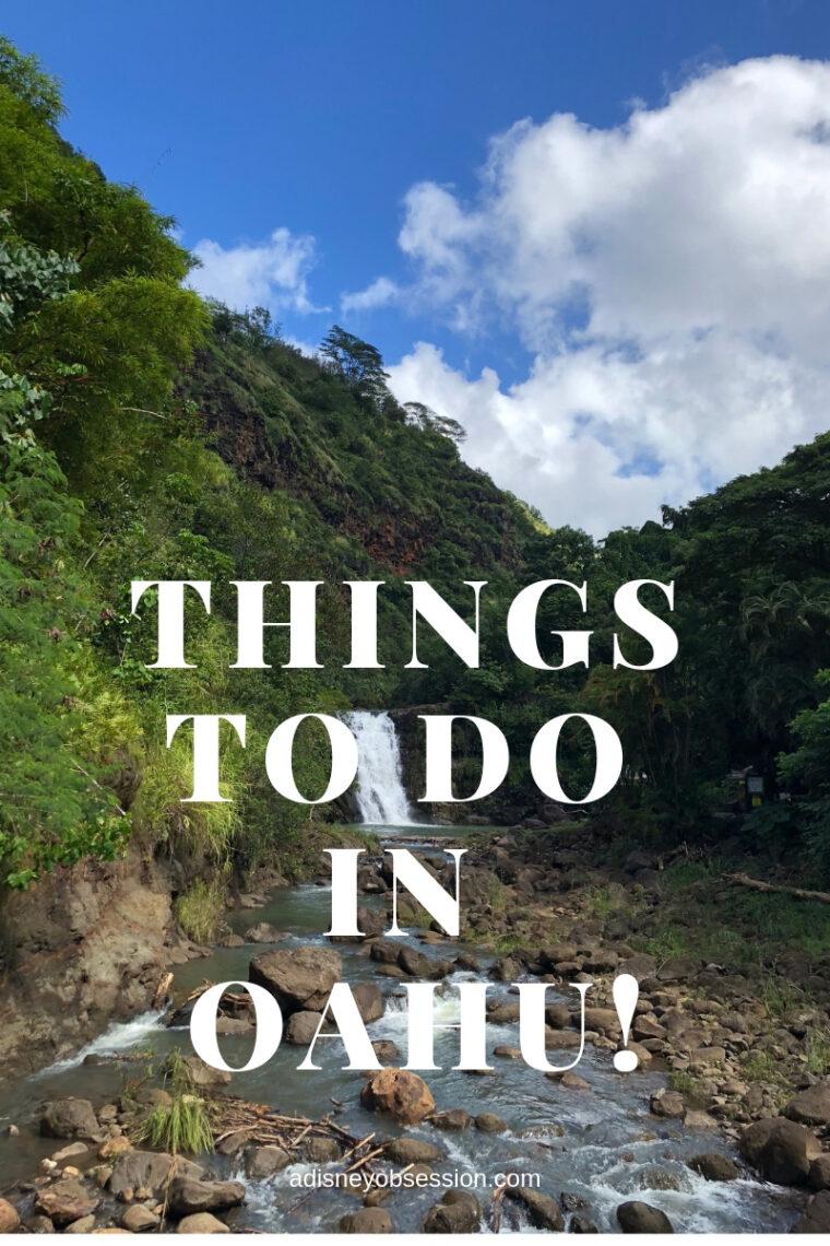 oahu, explore oahu, explore hawaii, a disney obsession, north shore, oahu hawaii,