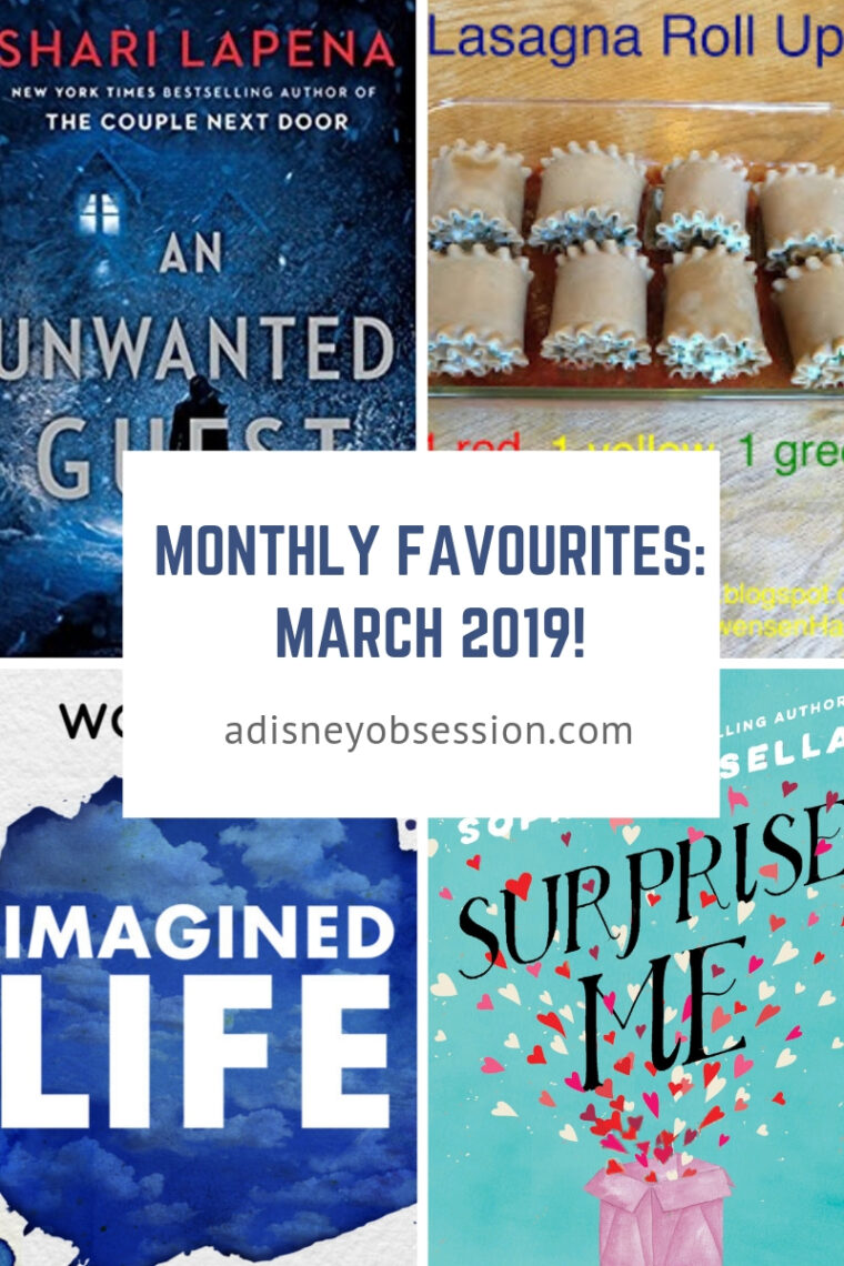 monthly favourites, monthly favourites, a Disney Obsession, lifestyle favourites, lifestyle favorites, beauty, clothing, books, podcasts, recipes,