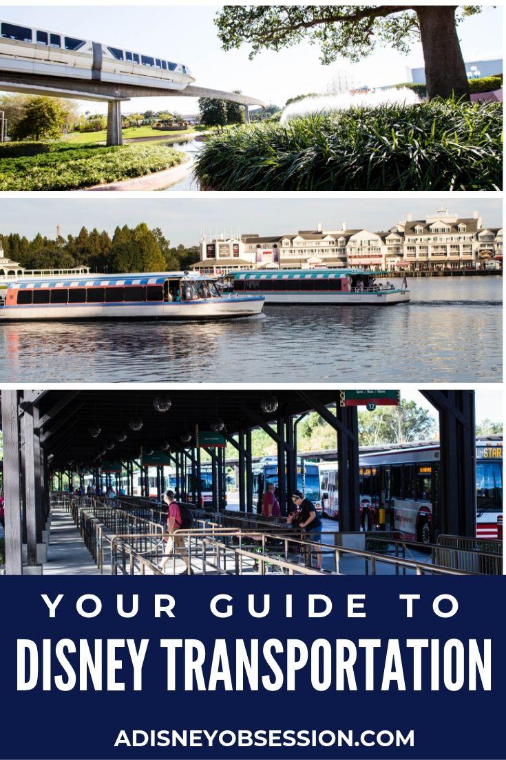your guide to Disney transportation, disney transportation, wow transportation, monorail, walt disney world, wdw, a disney obsession, disney skyliner,