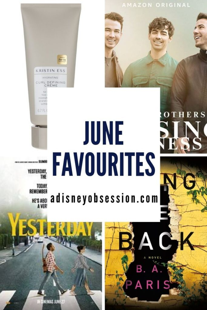 June monthly favourites, monthly favourites June 2019, a Disney Obsession, entertainment, beauty, clothing, priceless