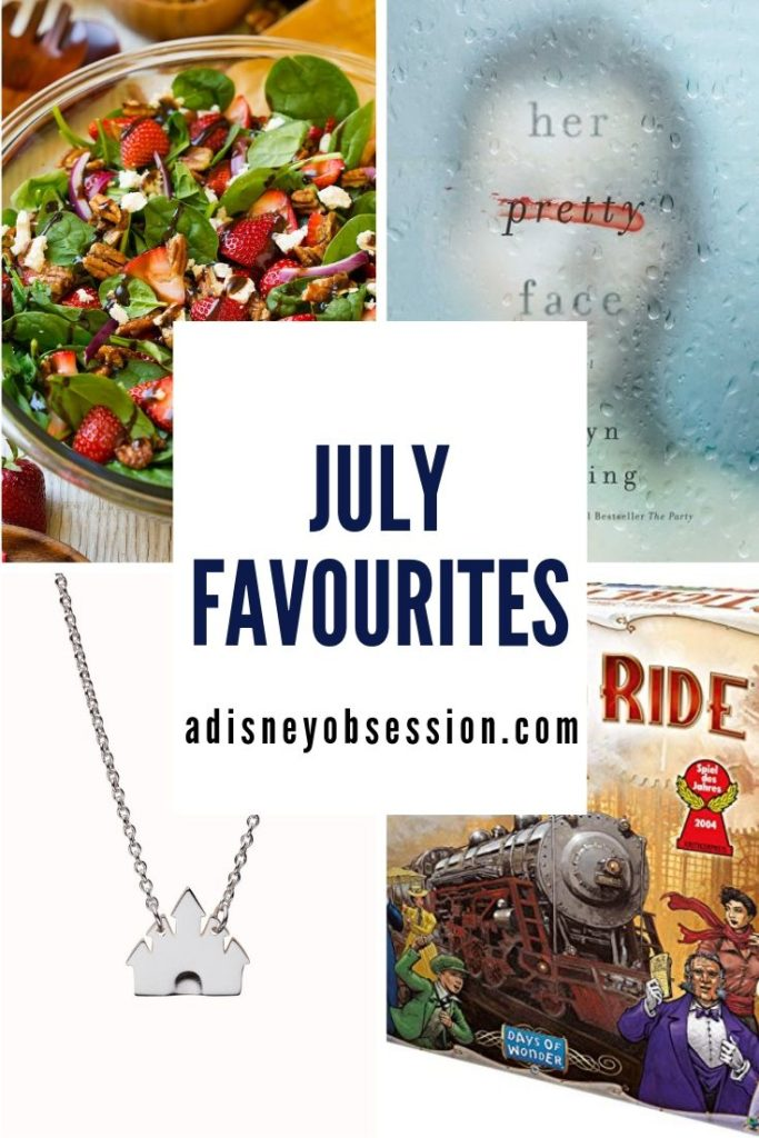 July favourites, monthly favourites, a Disney Obsession, entertainment, clothing, accessories, priceless,