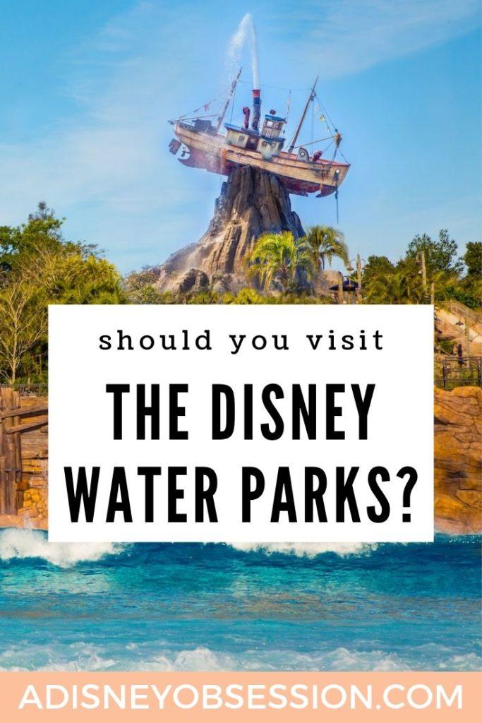a Disney Obsession, a Disney Obsession blog, disney water parks, blizzard beach, typhoon lagoon