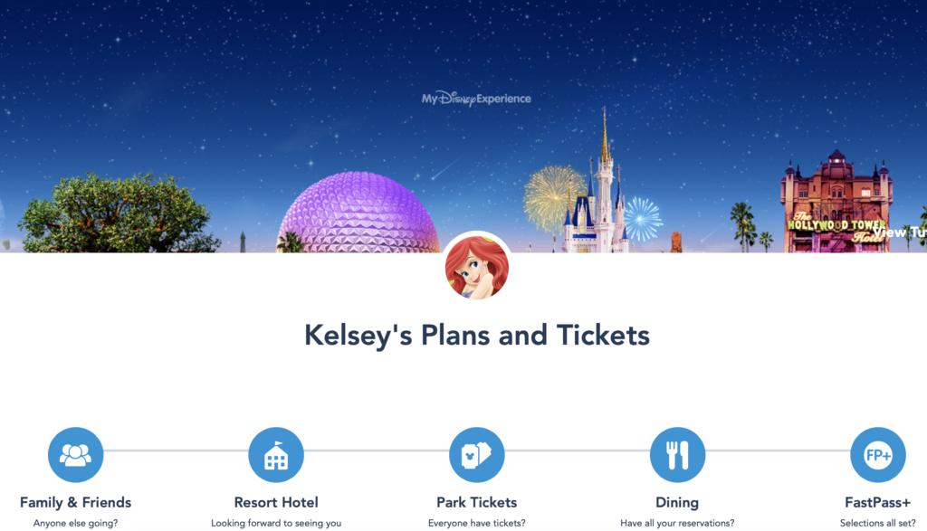 My Disney experience, mydisneyexperience, made, a Disney Obsession, Disney app, Walt Disney world app, walt Disney World planning, Disney planning, wdw planning, Disney Vacation,