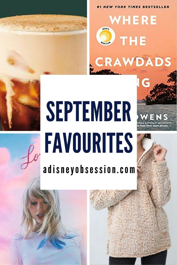 a Disney Obsession, September favourites