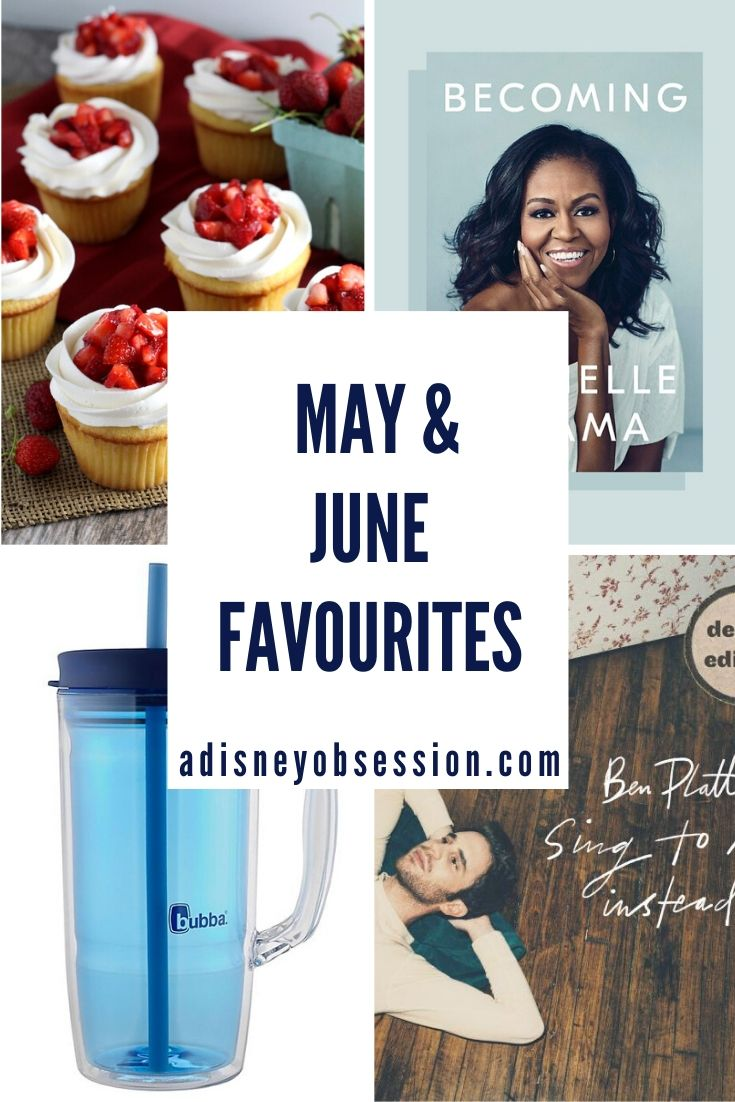 May & June Favourites